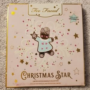 Too Faced Limited Edition Christmas Star Palette